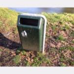 Reductie afvalbakken