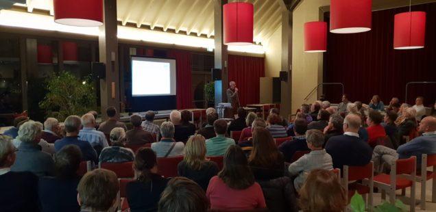 Grote drukte bij openbare vergadering over verbreding A58
