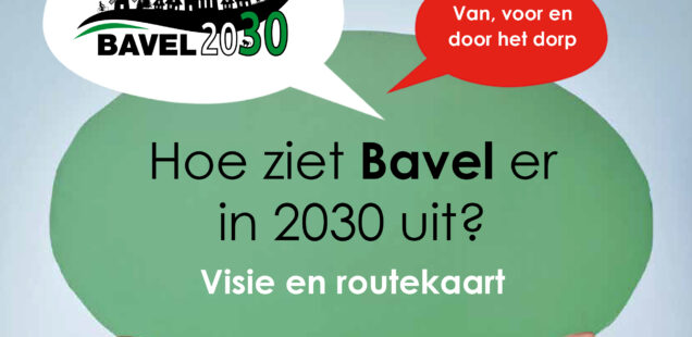 Omgevingsvisie Bavel2030