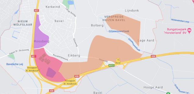 Zienswijze omgevingsvisie Breda 2040